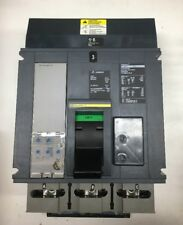 NEW SQUARE D PJA36060U33A 3 POLE 600 VOLT 600 AMP I-LINE LSI 65K