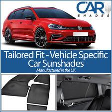 VW Golf MK7 Estate 13 > Ventana Parasol Asiento de Bebé Niño Booster ciego UV seguro