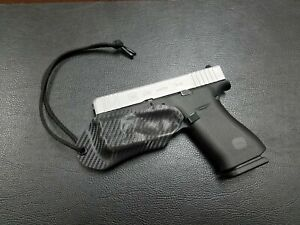 Gunner's Custom Holsters Trigger Guard holster fits Glock 42 43 43x 48 TLR-6