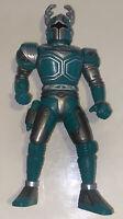 "BeetleBorg Action Figure (Bandai 1997) 5"" Tall Power Rangers VTG Green & Chrome"