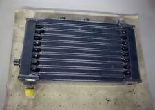 Laverda 650 Ölkühler schwarz Motorrad Kühler oil cooler