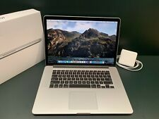 MacBook Pro 15 Retina 2015/2016 / 2.5GHz Core i7 / 16GB RAM / 1TB SSD / WARRANTY