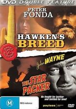 Hawken's Breed / The Star Packer (DVD, 1987/1934) R4 New Sealed Free Postage