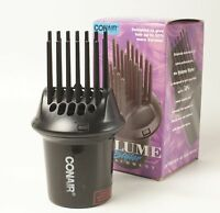 Conair Volume Styler Blow Dryer Attachment For Curls 50% More Volume Hair