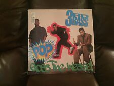 3Rd Bass Pop Goes The Weasel Def Jam 44-73702 (Nm) Shrink