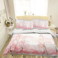 3D Woods Paintings 98 Bed Pillowcases Quilt Duvet Cover Set Single Queen King CA