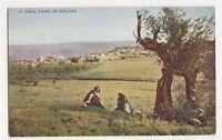 Palestine, Cana of Galilee Postcard #2, B215