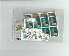 UNITED STATES POSTAGE STAMPS: 25% DISCOUNT TO FACE VALUE: ENOUGH FOR 40 LETTERS