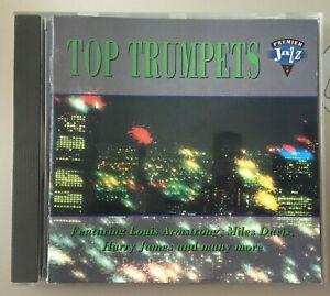 Top Trumpets - Compilation CD Premier Jazz Recs, Miles Davis, Don Ellis etc