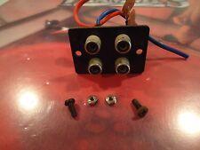 Marantz 2225 Stereo Receiver Parting Out Phono/Aux RCA Jacks
