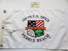 JACK NICKLAUS Signed 2000 US OPEN FLAG -