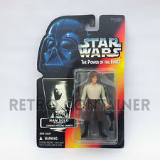 STAR WARS Kenner Hasbro Action Figure - POTF - Han Solo (Carbonite Chamber)