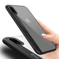 Für iPhone X  Handyhülle Case Cover Schutz Tasche Zubehör KRISTALL Bumper Etui