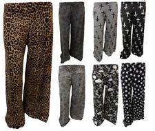 Pantalones de mujer grande color principal gris