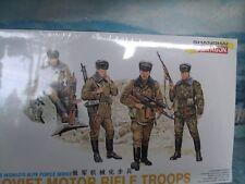 1/35 Dragon World's elite force Series Soviet motor rifle troops