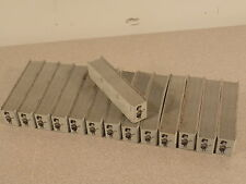 SIGNODE 1/2 x 7/8  NESTACK SEALS FOR METAL STRAPPING QT. 980   NOS