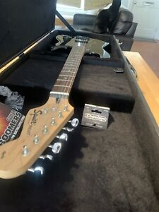 Squire Bullet Stratocaster W/ Case Picks And Strings