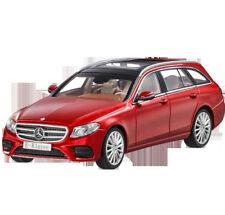 Mercedes Benz S 213 E Klasse T Modell AMG Line Hyazinthrot 1:43 Neu OVP