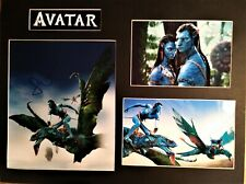 AUTOGRAPHED AVATAR DISPLAY Signed by SAM WORTHINGTON W/ COA