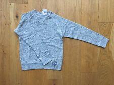 da6c3ebcb0 H&M LOGG Pullover Sweatshirt Gr.134 140 8 10 Jahre grau meliert Sweat ...