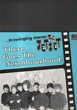 THE JETSET - there goes the neighbourhood LP