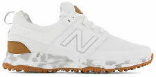 New Balance NB Fresh Foam Links SL Golf Shoes 4000WM White/Multi Camo Men's New