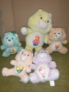 Vintage Care Bear Collection
