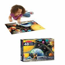 Melissa & Doug 6 Pack Solar System Floor Puzzle