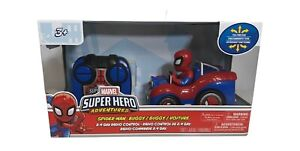 Spider-Man Marvel Super Hero Adventures R/C Buggy Spiderman Remote Control