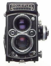 ROLLEIFLEX 3.5 f=75mm Zeiss Planar TLR medium format film camera 3.5/75 metered
