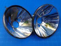 Mercedes Benz W187 W120 W180 220 headlight headlamp reflector Bosch 0005440392