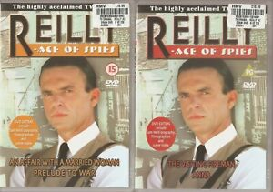 Reilly Ace Of Spies - The Visiting Fireman / Anna / Affair / Prelude To war DVD