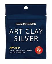 Art Clay Silver 20g Precious Metal Clay Silver PMC Low Fire Series