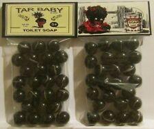 "2 Bags Of Tar Baby Toilet Soap ""Black Americana"" Promo Marbles"