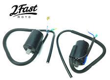 2FastMoto Pair of Honda CB CL CJ SL Twins 12 Volt Single Output Ignition Coils