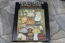 THE COLLECTOR'S BOOK OF DOLLS'  CLOTHES by the COLEMANS