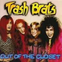 Trash Brats - Out Of The Closet  CD  13 Tracks  Alternative Rock / Pop  NEW!