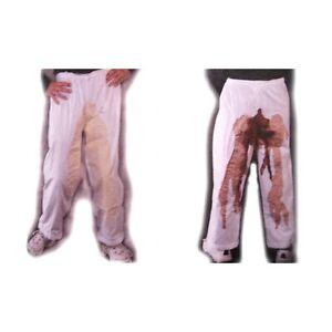 Goosh Pants Adult Old Man Bum Funny Joke Novelty Halloween Costume Pants