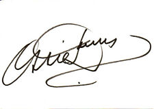 OSSIE DAVIS - Actor - Evening Shade / The Stand / Bubba Ho-Tep - Autograph