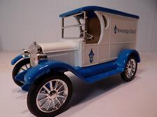 Rare Vintage Ertl # B 637 1923 Chevrolet Panel Truck Sovereign Bank 1993 Nos Mib