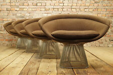 WARREN PLATNER salon fil chaise chaise fauteuil original KNOLL INTERNATIONAL 1/4
