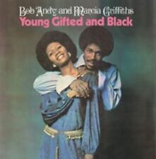 Young Gifted and Black 5414939918629 by Bob & Marcia CD