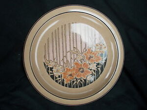 Denby SUMATRA Side Plate. Diameter 6 3/4  inches