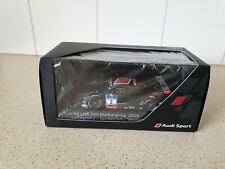 SPARK - 2016 AUDI R8 LMS - FRIJNS /VERVISCH - 1:43 SCALE MODEL CAR - AUDI DEALER