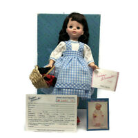 """Madame Alexander Dorothy and Toto #1532 Wizard of Oz 14"""" Doll Classics"""