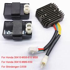 CDI & Rectifier For Honda XL 600 V Transalp 89-96 XRV 650 Africa Twin MS8 CI558