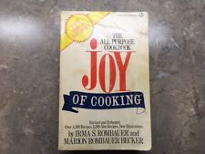The Joy of Cooking : The All-Purpose Cookbook by Irma S. Rombauer and Marion Rom