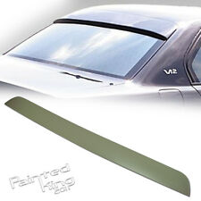 PKUK 1995-2001 For BMW E38 7-Series A Style Rear Roof Spoiler Unpainted