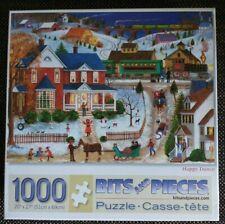 "1,000 Piece Christmas Puzzle, ""Happy Dance"""