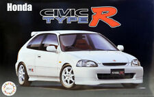 Honda Civic Type R EK9 Early Type 1:24 Model Kit Bausatz Fujimi 039985